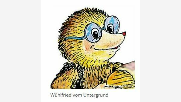Themenbild: Wühlfried