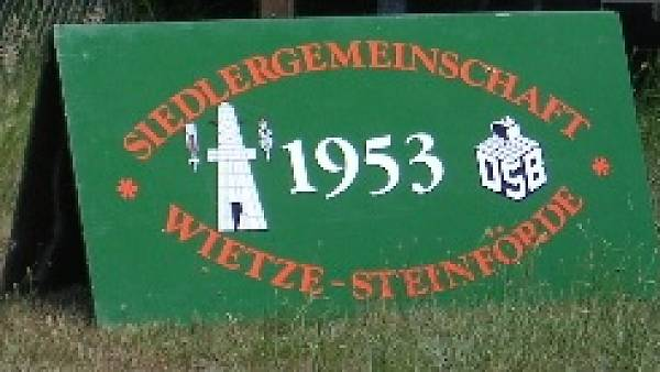 Themenbild: Siedlergemeisnchaft Wietze-Steinförde
