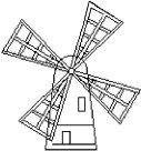 Logo Windmühlensiedlung