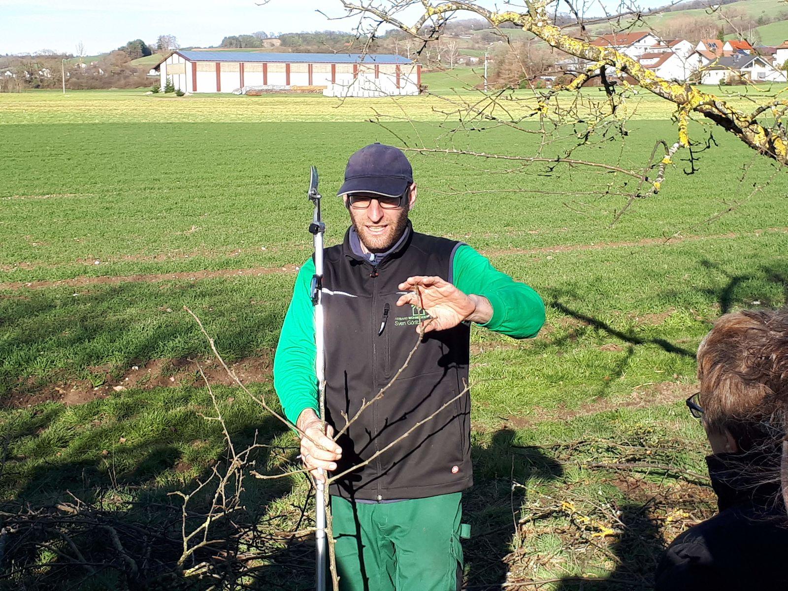 Gartenberater Sven Görlitz