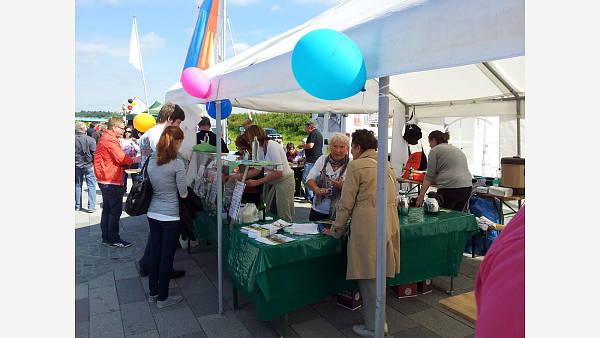 Themenbild: 1.Brückenfest