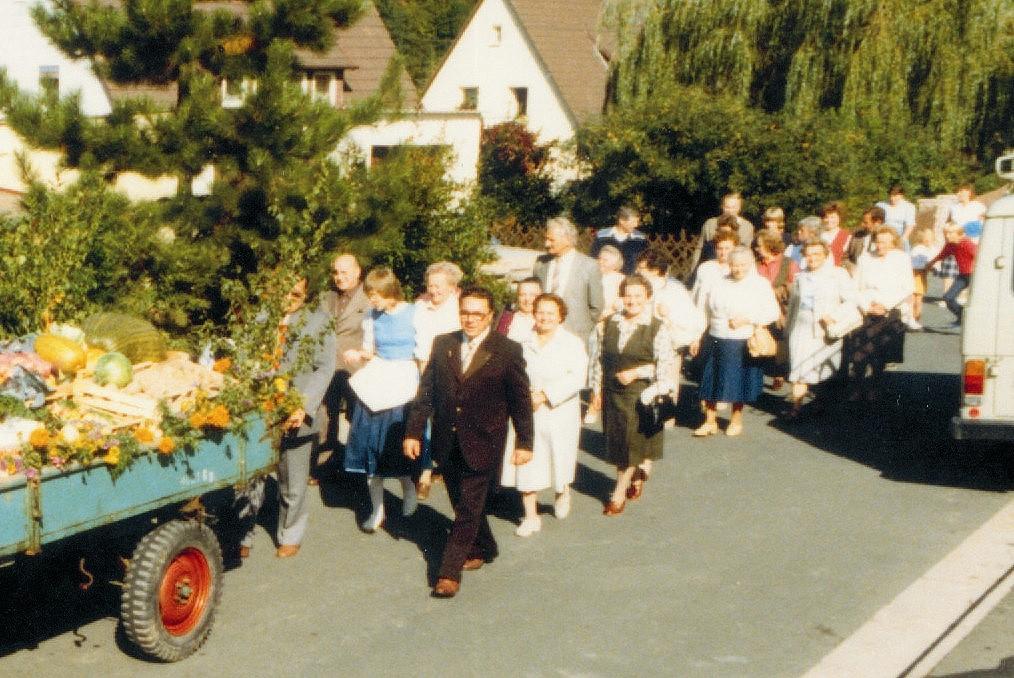 Erntedankumzug (1983)