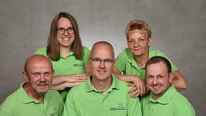 Vorstandschaft der Siedlergemeinschaft Escherlich