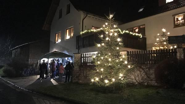 Themenbild: Weihnachtsbaumfest