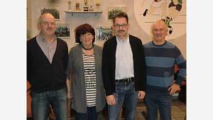 Vorstandschaft SG Sickershausen e.V.