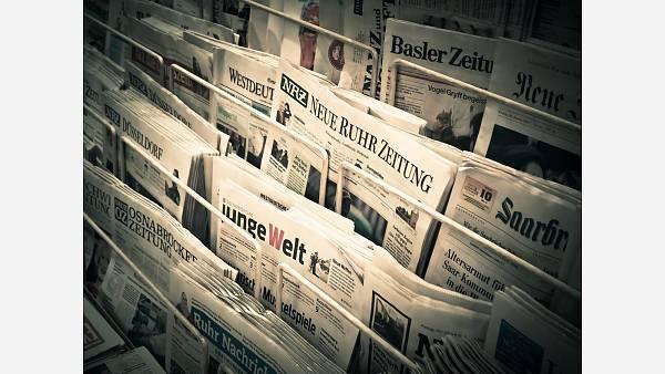 Themenbild: Nachrichten Zeitungen Aktuelles