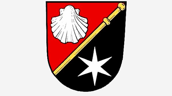 Themenbild: Wappen Ortsteil Sickershausen