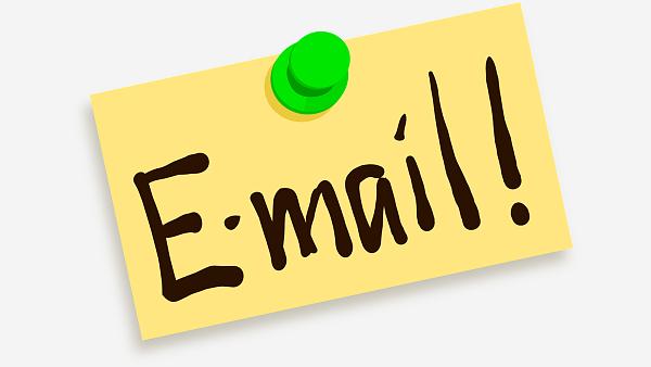 Themenbild: E-Mail Notepad Siedlergemeinschaft Sickershausen Verband wohneigentum