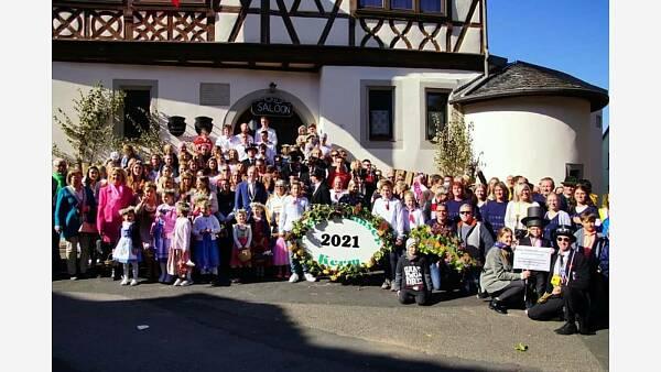 Themenbild: Schnitthappleskerm, Kirchweih Sickershausen, Siedlergemeinschaft sickershausen, Verband Wohneigentum