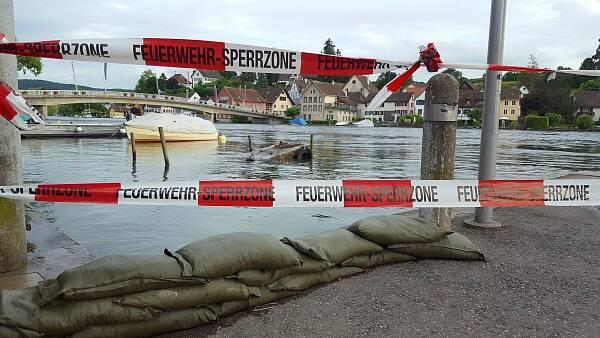 Themenbild: Hochwasser Spendenkonto Verband Wohneigentum