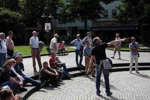 Stadtführung in Koblenz