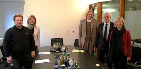 Ministerin Ahnen trifft Verband Wohneigentum Rheinland-Pfalz e.V.
