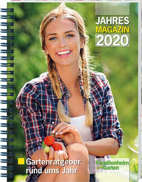 Bestellung Jahresmagazin 2020